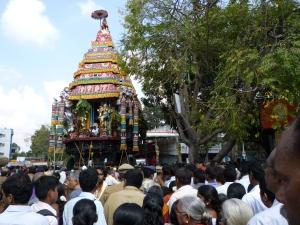 The Kapali ther - commissioned by Pammal Subbaraya Mudali?