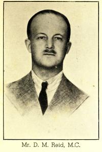 Col. DM Reid
