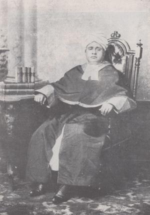 V Krishnaswami Iyer