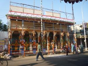 The Bommai Chattiram endowed by Vyasarpadi Vinayaka Mudaliar