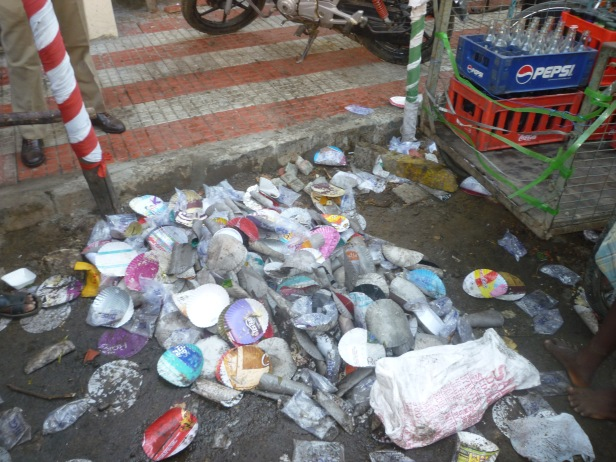 Garbage, Mylapore
