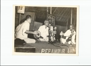 Musiri at PSS with RK Venkatarama Sastry violin and Nagercoil Ganesa Iyer mridangam