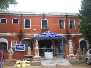 Mangammal Durbar Hall, Rock Fort area, Trichy