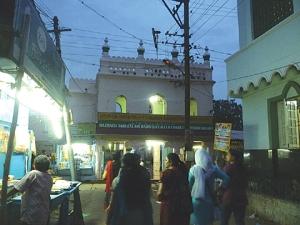 Natharvali Dargah