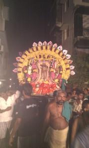 Muthukumaraswami from Velleeswarar Temple