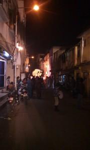 Singaravelar in Adam Street