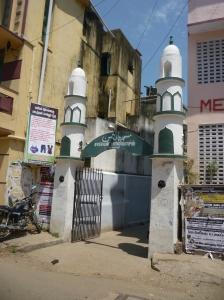 Charchaman Masjid, Appu Mudali Street