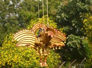 Angel at South Mada Street
