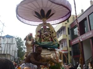 Nartana Vinayakar, Kapaliswarar Temple