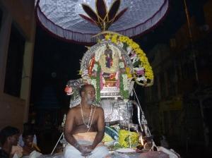 Chandikeswarar, Vrshabha Vahanam 2013