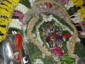 Nartana Vinayakar, Vrshabha Vahanam 2013
