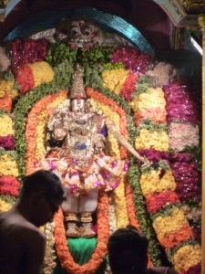 Karpagambal at the arupathumoovar festival