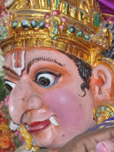 Garuda, Velleeswarar Koil, Mylapore