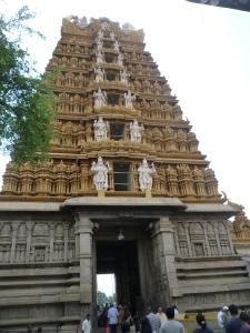 Gopuram, Srikanteswara Temple, Nanjangud