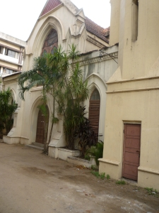 Wesley Church, Broadway (Prakasam Salai)