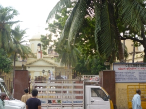 CSI Tucker's Church, Broadway (Prakasam Salai)