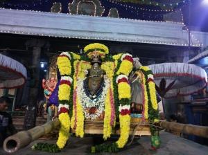 Velleeswarar at the Karthikai Deepam