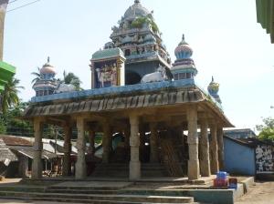 Sixteen-pillared mandapam, Lagadam, Mayiladuthurai