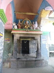 Dundi Ganesa shrine, Lagadam, Mayiladuthurai