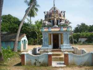 Nandan Temple, Tirupungur