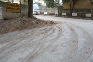 Concrete Road at T Nagar