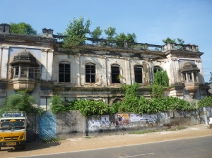 Amarasimha's palace, Thiruvidaimarudur