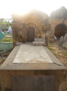 Vedanayagam Pillai's grave, Mayiladuthurai