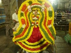 Chandikeswara, Kumbhakonam