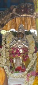 Chandikeswarar, Mylapore 2014