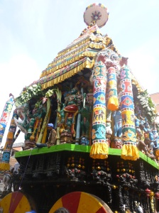 Kapali ther 2014, Mylapore