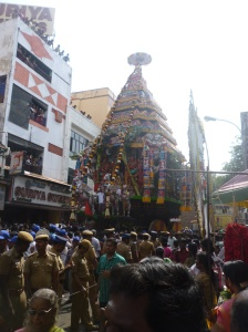 Kapali ther, on South Mada Street