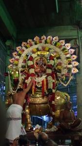 Karpagambal, rShabha vAhanam 2014, Mylapore