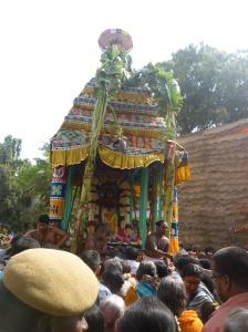 Karpagambal, Ther 2014, Mylapore