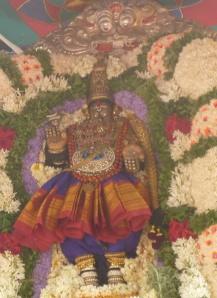 Karpagambal, Ther, Mylapore, 2014
