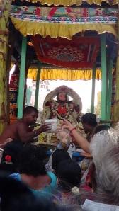 Narthana Ganapathy, Mylapore Ther, 2014