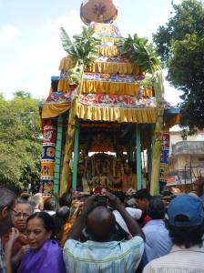 Singaravelar ther, Mylapore 2014