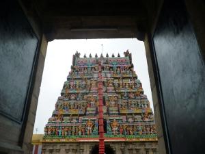 Gopuram, Tirukkannamangai