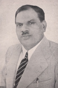 C Narasimham, Commissioner of the Corporation 1948 to 1952