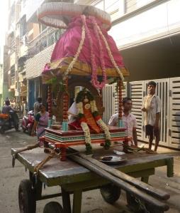 Chandikeswarar, Karaneeswarar Temple
