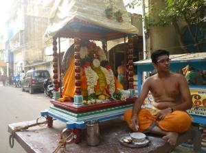 Ganesa, Karaneeswarar Temple, Mylapore