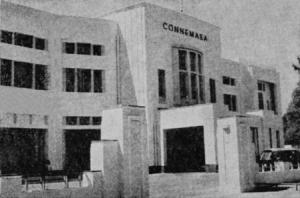 A 1950s pic of Connemara Hotel