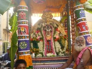 Murugan, Karaneeswarar Temple, Mylapore