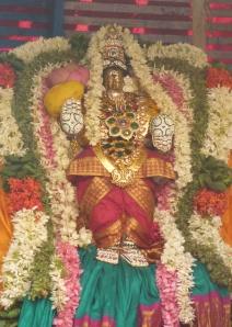 Swarnambika, Karaneeswarar Temple