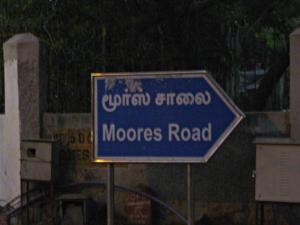 Moores Road