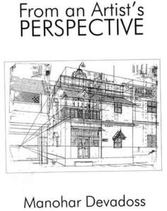 The book on Perspectives by Manohar Devadoss