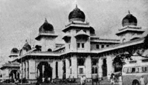 Egmore Railway Station