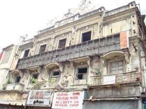 The G Venkatapathy Naidu Building, Anna Salai