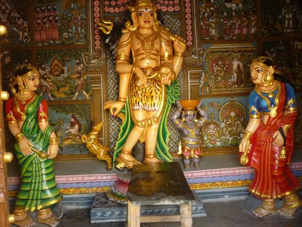 Shiva as Bhikshatana, Virinchipuram