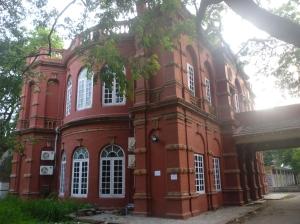 DPI campus building