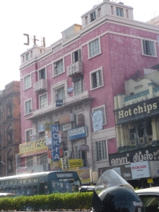 National Insurance Building, NSC Bose Road